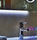 Sauna Garderobe - Hotel Fux
