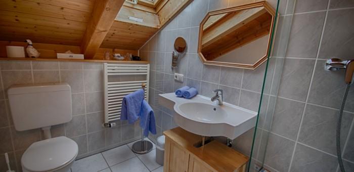Neue Badezimmer im Hotel Fux – Hotel Fux in Oberammergau