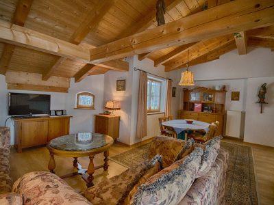 Wohnung 12 Wohnzimmer Wohnbereich