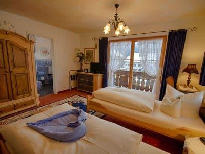 Komfort Zimmer 6 Twin, Hotel Fux***