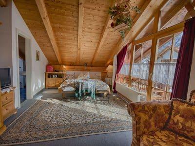 Komfort Doppelzimmer Dachgeschoss