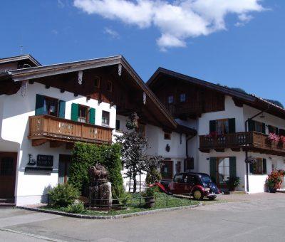 Hotel Fux Oberammergau