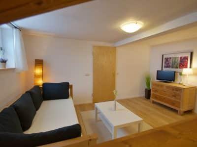 Wohnung A 2 Wohnzimmer
