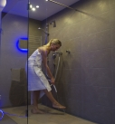 Sauna Dusche - Hotel Fux