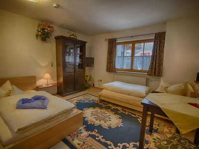 Hotel Fux Budget Zimmer