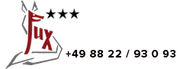 Ferienhaus Hotel Fux Garni Logo