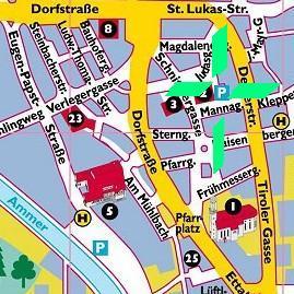 Hotel Fux Zentrum Oberammergau