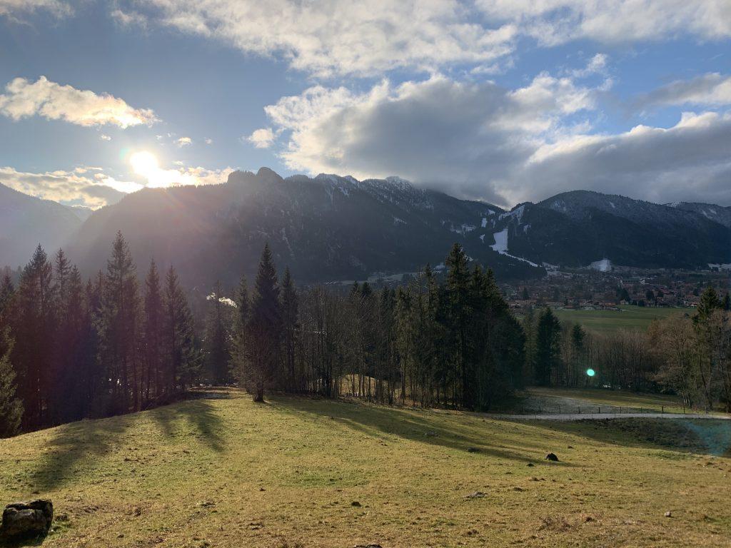 Oberammergau Wetter