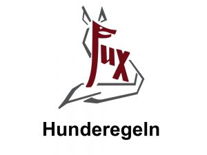 Hunderegeln - Hotel Fux Oberammergau