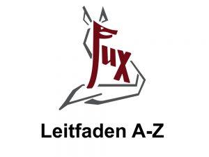 Leitfaden A-Z - Hotel Fux Oberammergau