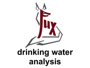 drinking water analysis - Hotel Fux Oberammergau